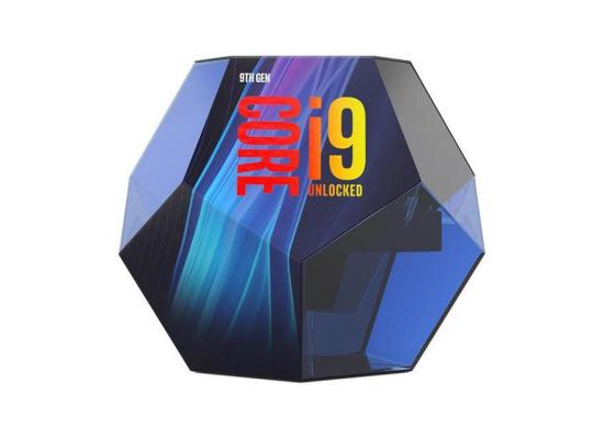 Intel Core i9-9900K Coffee Lake 8-Core  16 mb Cash (5.00 GHz Max Turbo)