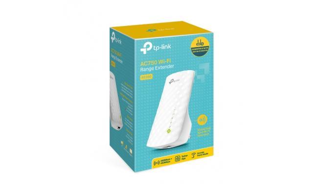 TP-LINK AC750 Wi-Fi Range ExtenderRE200