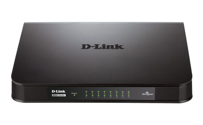 D-Link 16-Port Gigabit Switch