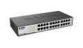 D-Link 24-Port 10/100 Unmanaged Rackmount Switch