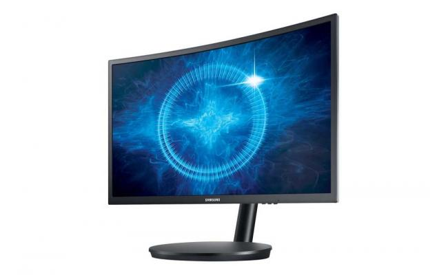 "Samsung LC24FG70 27"" 144Hz Curved Gaming Monitor"