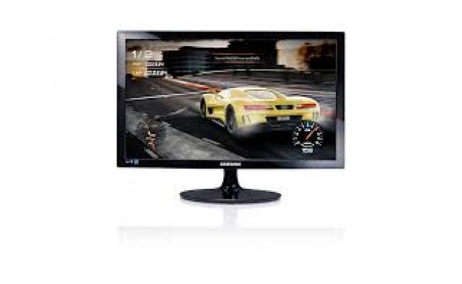 "Samsung LS24D330 24"" Full-HD  1Ms Gaming Monitor"