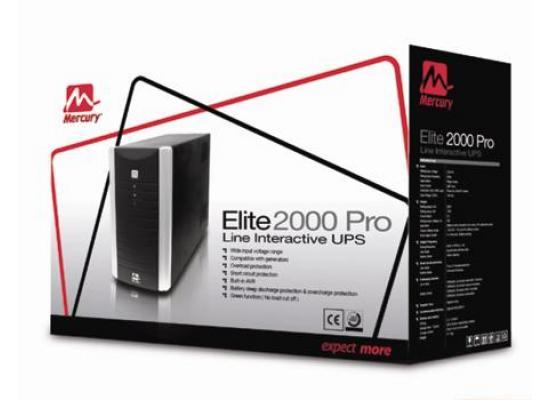 Mercury Elite 2000Pro  Line Interactive Ups