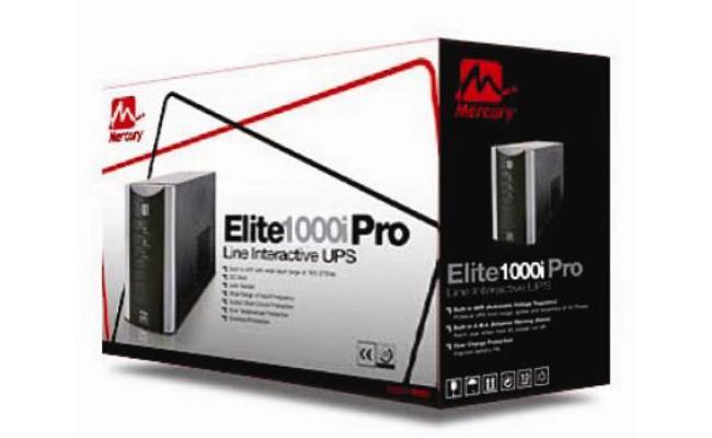 Mercury ELITE 1000 PRO Line Interactive Ups